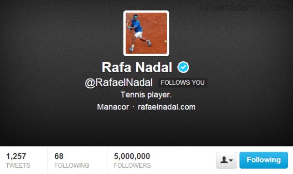 5 million Rafans!