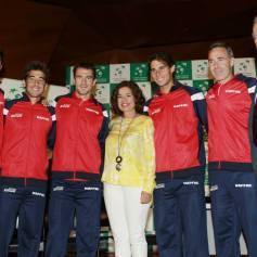 Team Spain - Davis Cup - Rafael Nadal - 2013 (1)