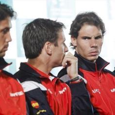 Team Spain - Davis Cup - Rafael Nadal - 2013 (12)