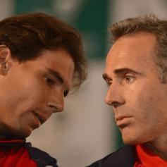 Team Spain - Davis Cup - Rafael Nadal - 2013 (13)