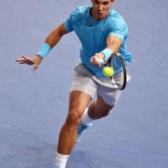 Rafael Nadal vs Granollers - Paris 2013 (3)