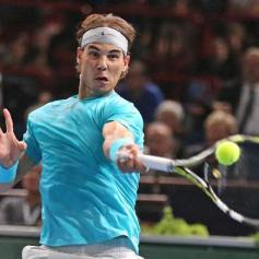 Rafael Nadal vs Granollers - Paris 2013 (5)