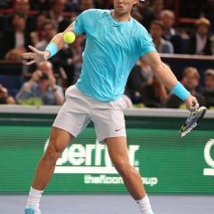 Rafael Nadal vs Granollers - Paris 2013 (6)