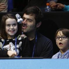 Snooker player Ronnie O' Sullivan (REUTERS/Eddie Keogh)