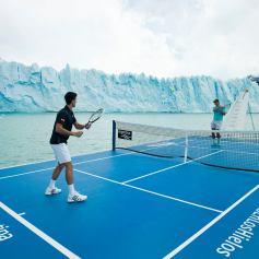 Nadal Djokovic Perito Moreno Argentina 2013 (1)
