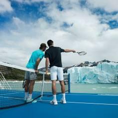 Nadal Djokovic Perito Moreno Argentina 2013 (5)