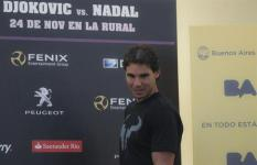 Rafael Nadal Argentina Press Conference (2) 2013