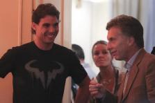Rafael Nadal Argentina Press Conference (3) 2013