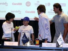 Rafael Nadal David Ferrer Peru Press Conference (12)