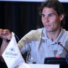 Rafael Nadal David Ferrer Peru Press Conference (5)