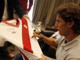 Rafael Nadal in Peru Lima (1)