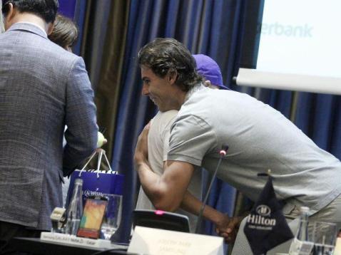 Rafael Nadal in Peru Lima (4)