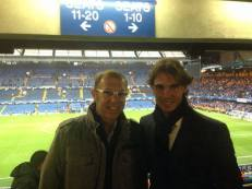 Rafa Nadal's Facebook
