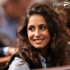 Rafael Nadal's girlfriend Maria Francisca Perello in Paris 2013 (1)