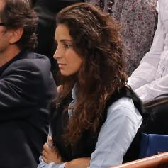 Rafael Nadal's girlfriend Maria Francisca Perello in Paris 2013 (3)
