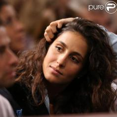 Rafael Nadal's girlfriend Maria Francisca Perello in Paris 2013 (4)
