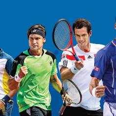 Photo: Mubadala World Tennis Championship