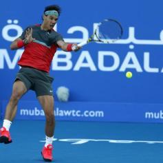 Rafael Nadal Abu Dhabi 2013 (13)