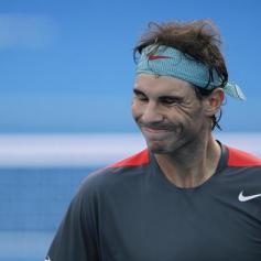 Rafael Nadal Abu Dhabi 2013 (16)