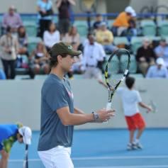 Rafael Nadal At Kids Clinic In Abu Dhabi (6)