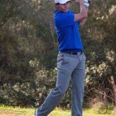 Rafael Nadal Plays Golf In Mallorca 2013 (2)