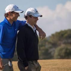 Rafael Nadal Plays Golf In Mallorca 2013 (9)