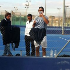 Rafael Nadal practices for new season in Mallorca (4)