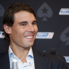Rafael Nadal Ronaldo play poker Prague 2013 (18)