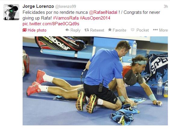 Rafa Nadal Australian Opeen 2014  (16)