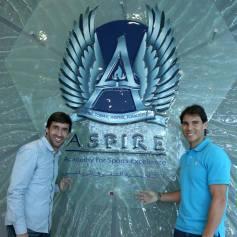 Rafael Nadal Aspire Academy Doha Qatar (2)