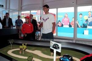 Rafael Nadal Australia Kia Fleet Handover (7)