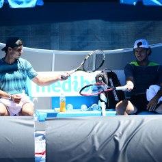Rafael Nadal Australian Open 2014 (2)