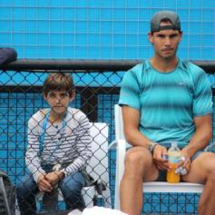 Rafa's cousins... Photo: @planettrish