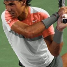 Rafael Nadal Indian Wells 2014 Nike outfit
