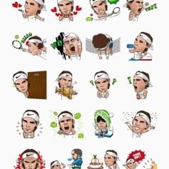 Rafa Nadal Line