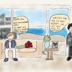 Photo via Tumblr / 40-Love Art Doodles
