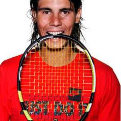 Rafael Nadal, 2007 © Getty Images