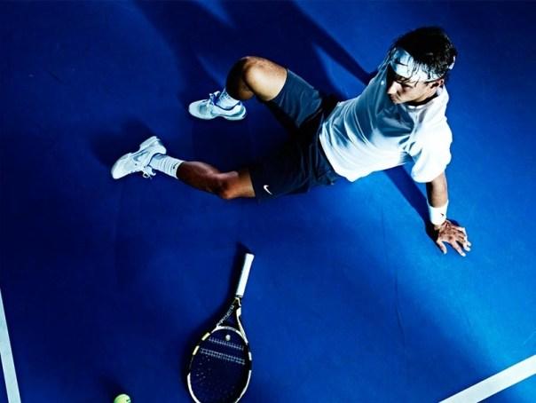 Rafael Nadal by Nando Esteva
