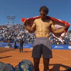 Nadal v Ramos Barcelona Open 2014 (2)