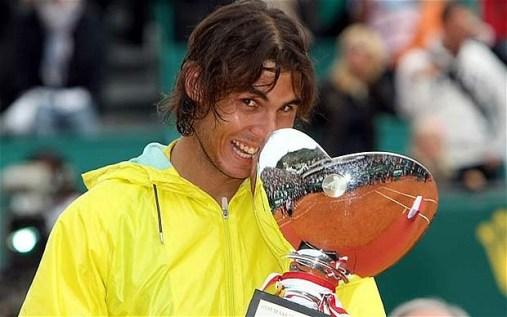 Rafael Nadal Monte Carlo Masters 2009