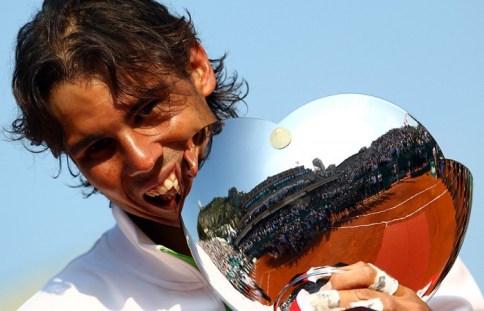 Rafael Nadal Monte Carlo Masters 2011
