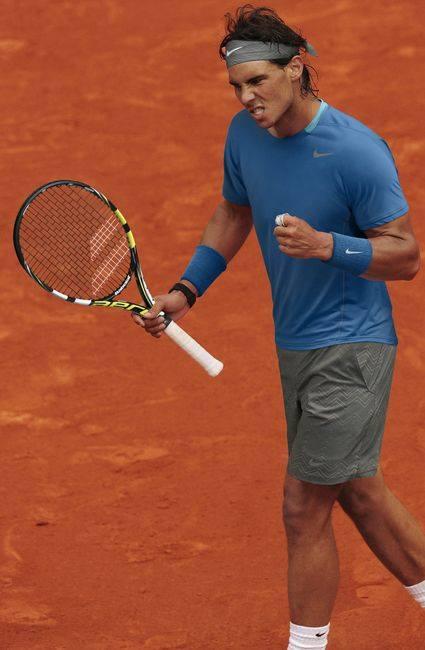 Rafa Nadal Nike 2014 Clay Apparel