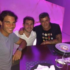 via Rafael Nadal Twitter