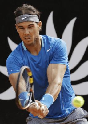 Rafael Nadal Rome Final 2014 3