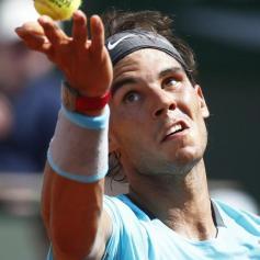 Champion Rafael Nadal Roland Garros (6)