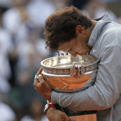 Nadal wins 9th French Open title (5)