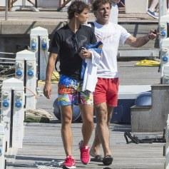 Rafael Nadal relaxes in Mallorca ahead of Wimbledon 2014 (6)