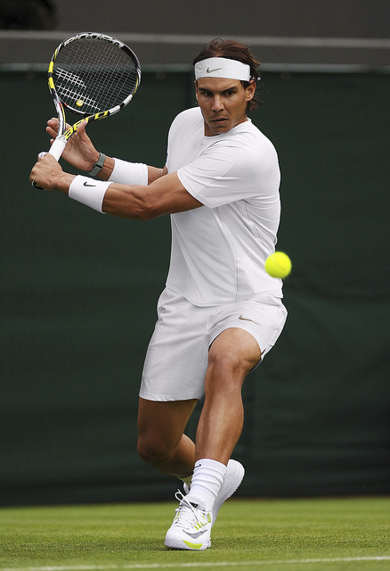 Wimbledon 2014: Rafael Nadal Nike Outfit