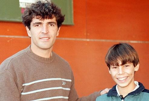 Rafael Nadal and Miguel Angel Nadal (5)