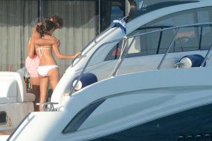 Rafael Nadal enjoys holiday with girfrliend Maria Francisca Perello (10)